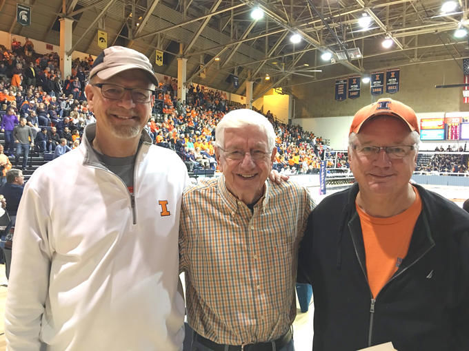 Mike Hebert: My letter to the Illini