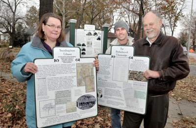 Champaign neighborhood celebrates decades of history