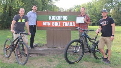 Great Outdoors Kickapoo Mountain Bike Club