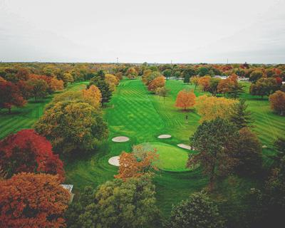 Urbana CC golf course