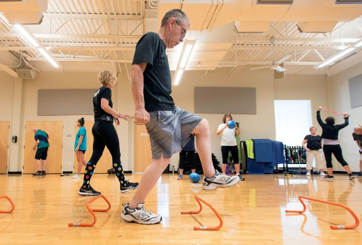 Parkinsons exercise class 1