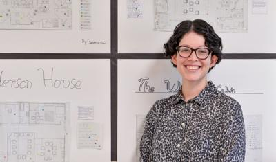 Tara Santiago Teacher of the Week