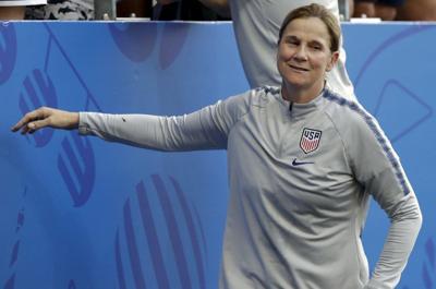 Asmussen | Between Illini ties and star power, U.S. women's soccer has huge draw