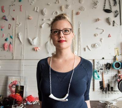 Studio Visit: Caitlin Skelcey