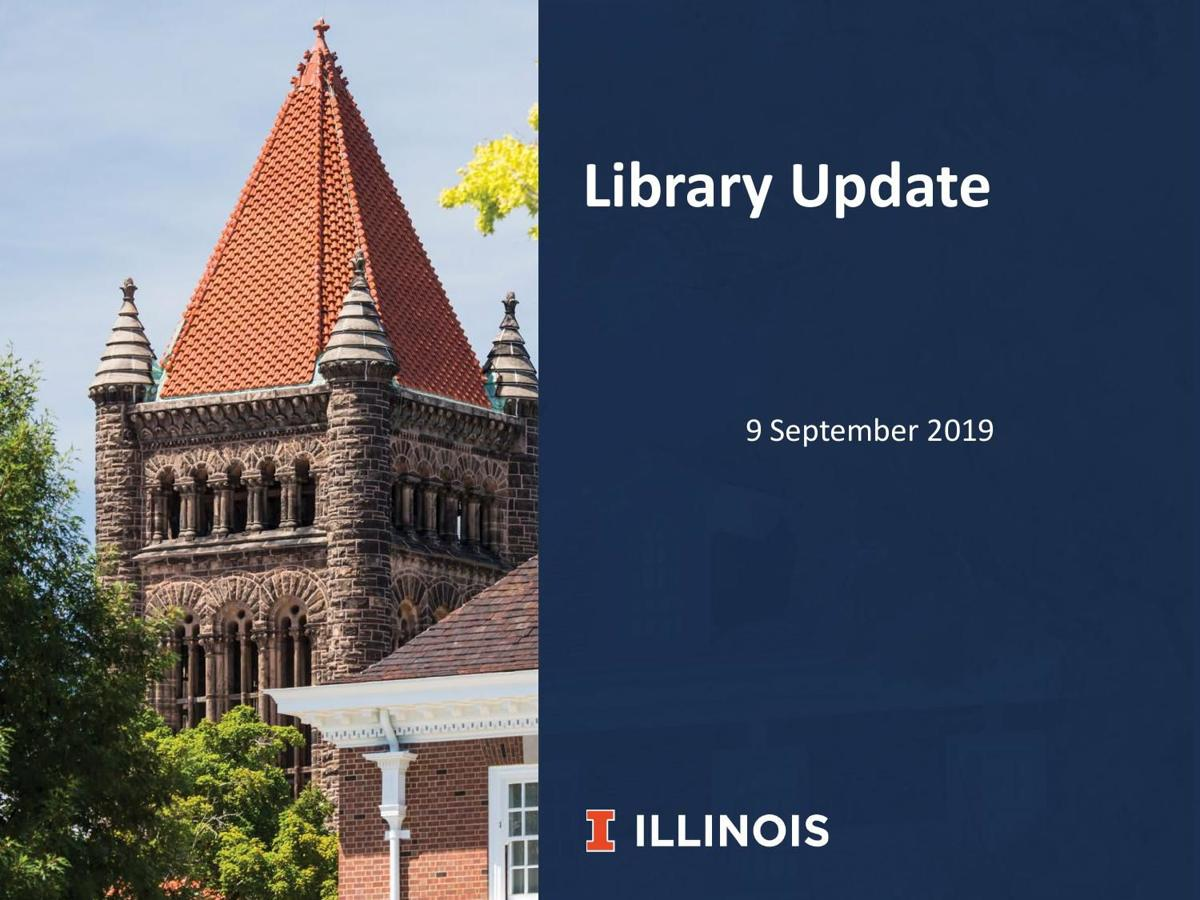 PDF: UI Library renovation plans