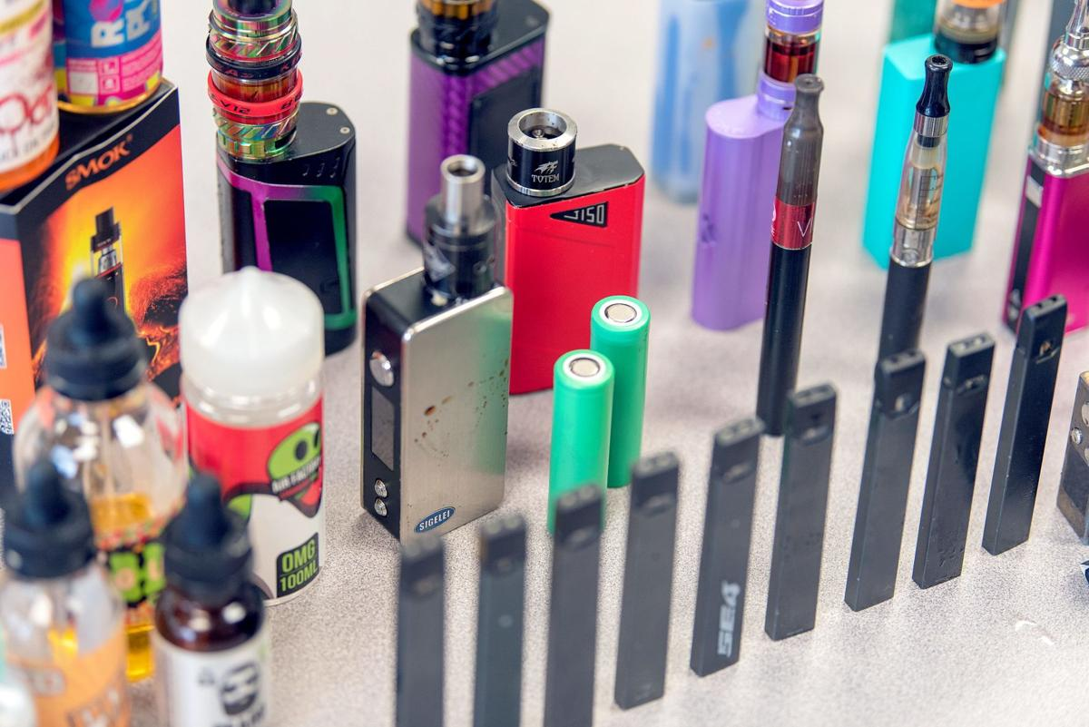 Thanks to e-cigs, gains in reducing teens' nicotine use going up in smoke