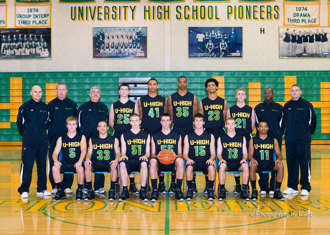 Normal University 2011-2012 Boys Basketball Roster