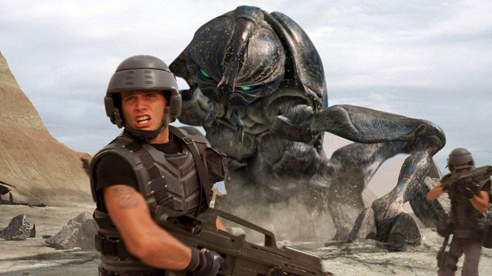 FF Starship Troopers