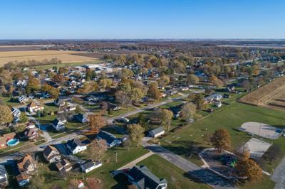 Oakwood Aerial Photo