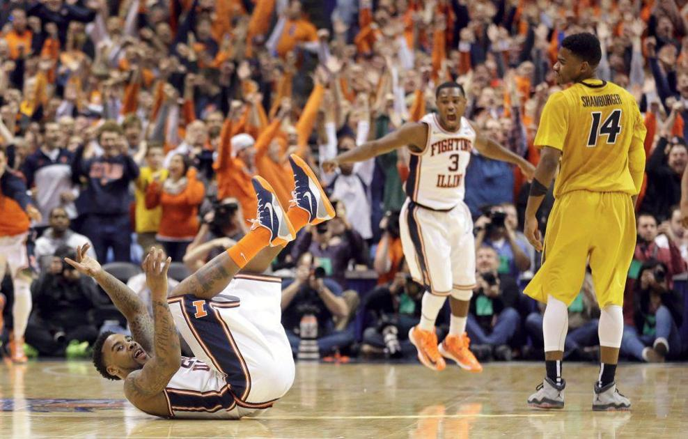Good Morning, Illini Nation: Rayvonte Rice through the years