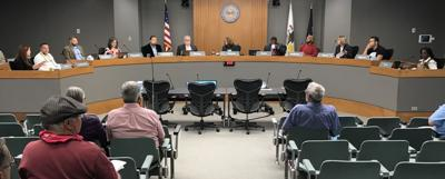 Champaign council meeting