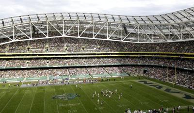 Illini Ireland Aviva Stadium