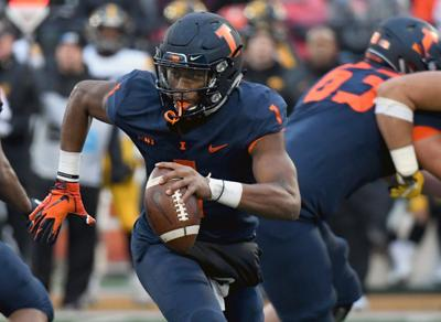 Asmussen | Here today, gone tomorrow: Illini QB Bush moves on to next step
