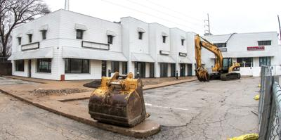 Green Street strip mall to be razed to make way for apartment building