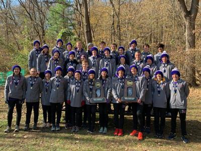 Monticello XC team