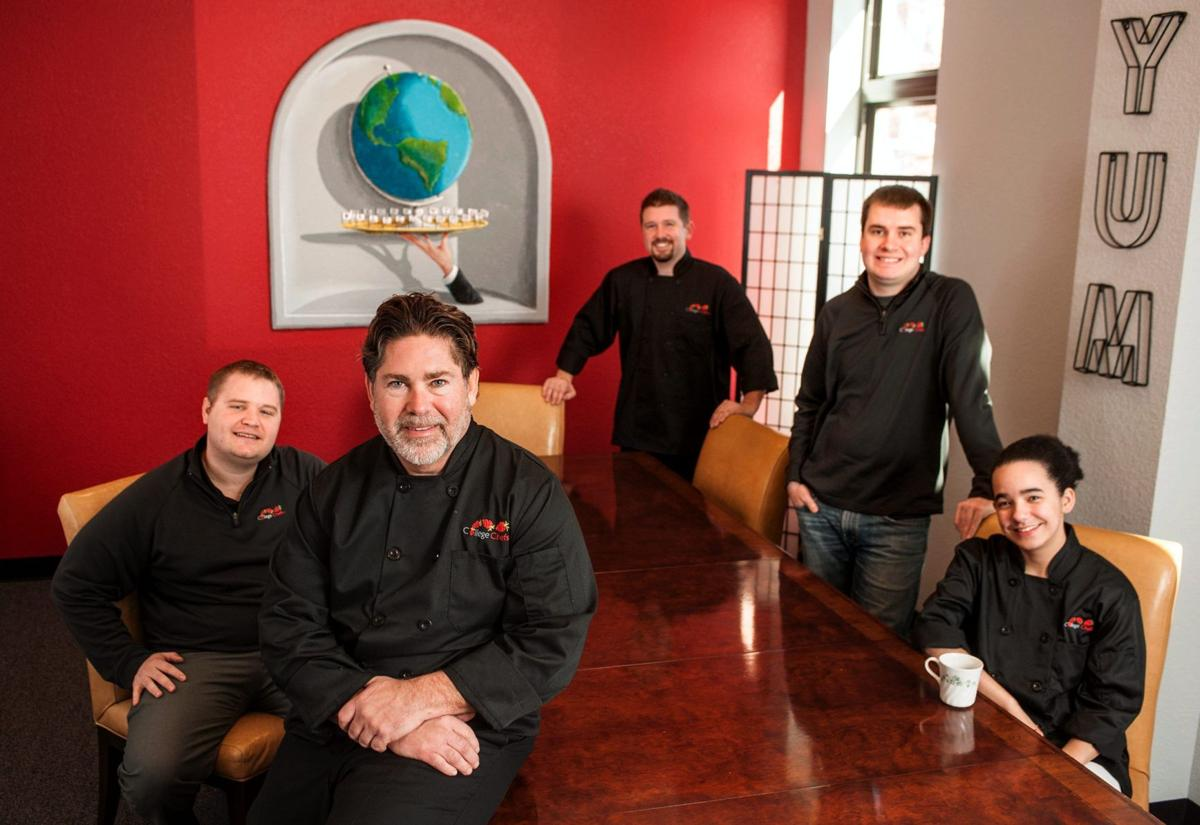 College Chefs branching out with drinks, more than a dozen treats