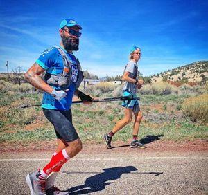 Robbie Balenger's transcontinental run