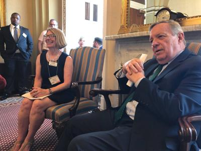 Champaign County First group heads to D.C. to lobby for federal funds