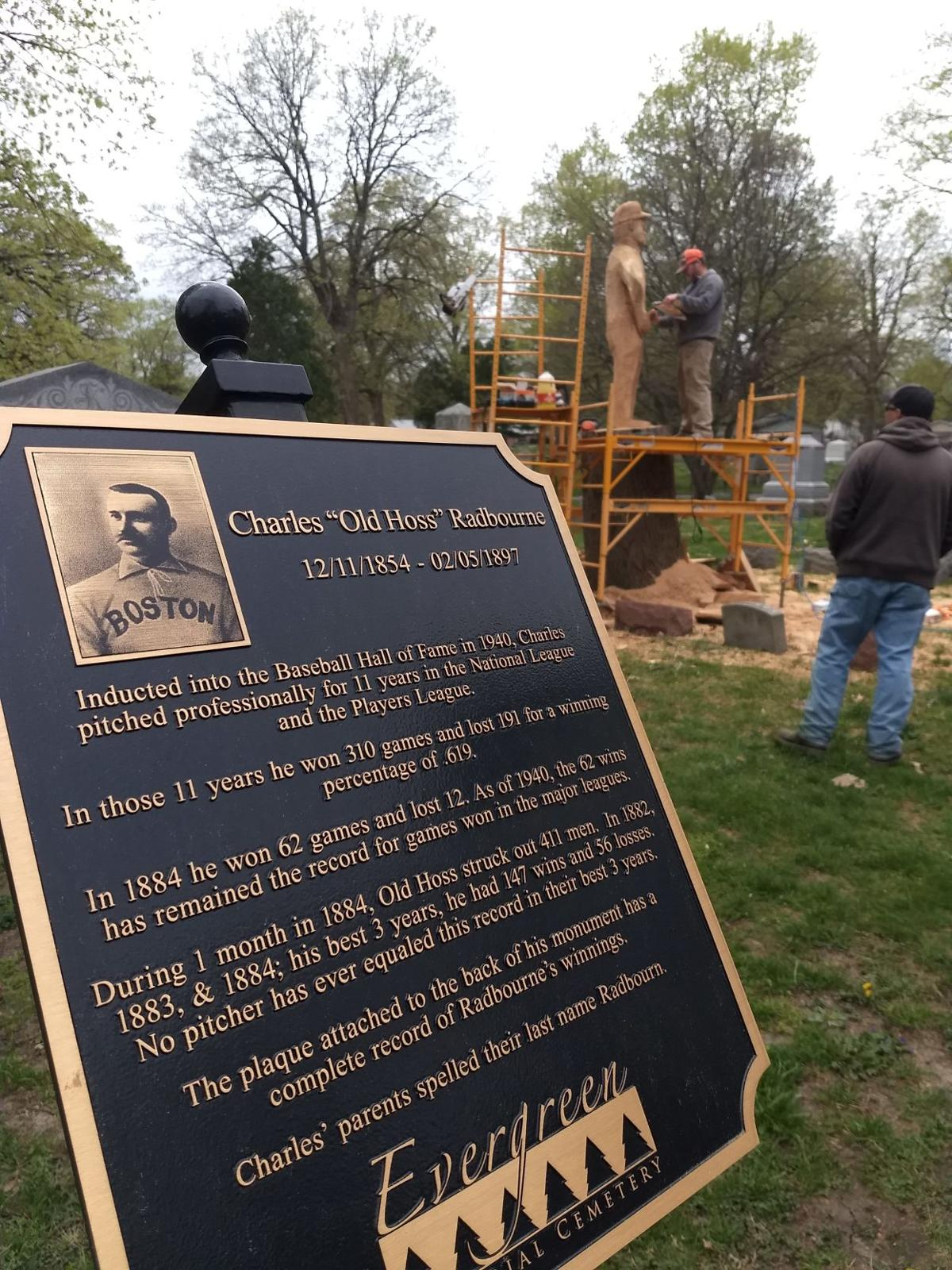 Tom Kacich Cemetery Is Honoring An Original Bad Boy Of Baseball