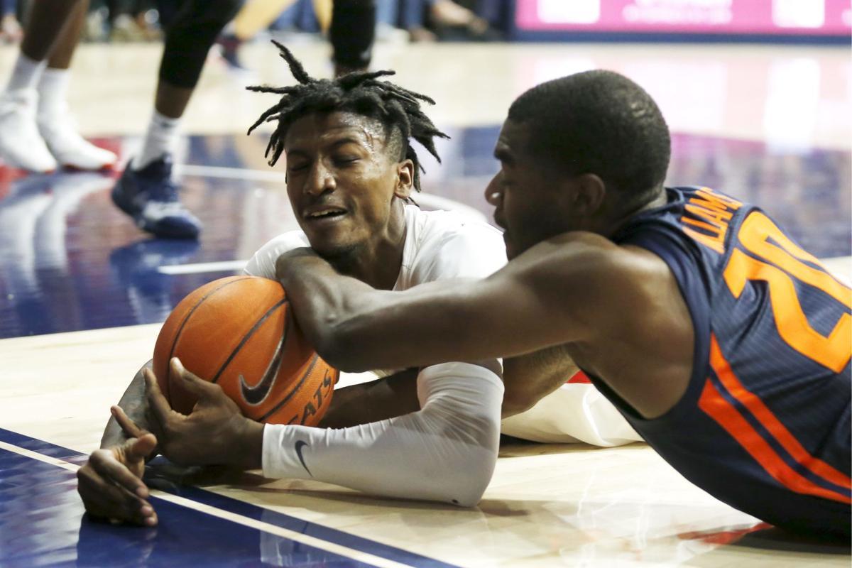Illinois Arizona Basketball