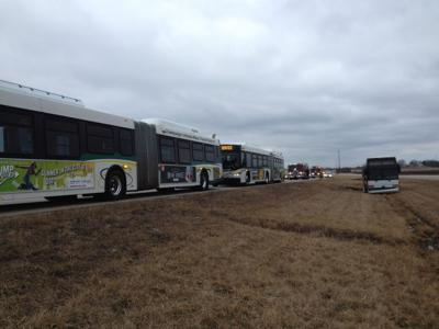 Five injured in bus accident near Rantoul | News | news