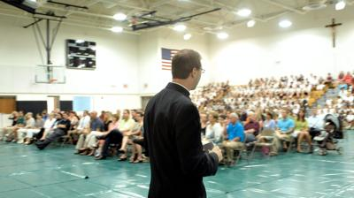 Local monsignor leaving 'home'