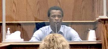 PC Chatman murder trial stand 1
