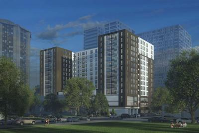 Proposal for Campustown's 5th luxury high-rise in 10 years raises eyebrows