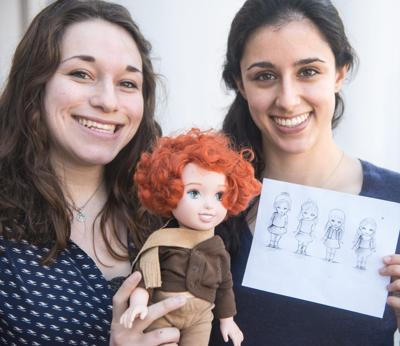 Firm wants to educate, inspire with dolls of historical figures