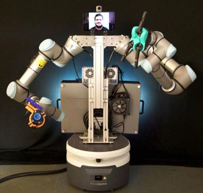 IYB UI robot nurse asst