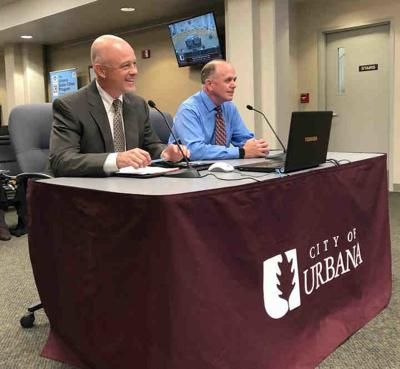 Urbana's new police chief offers his 'dedication to community policing'