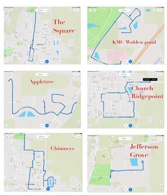 Monticello routes
