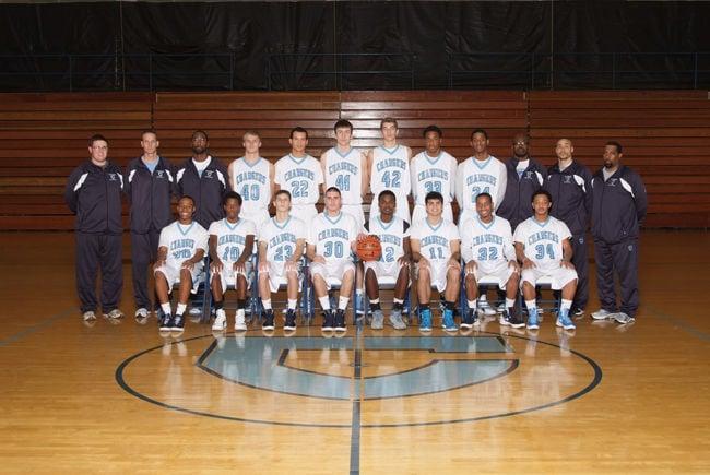 Champaign Centennial 2011-2012 Boys Basketball Roster