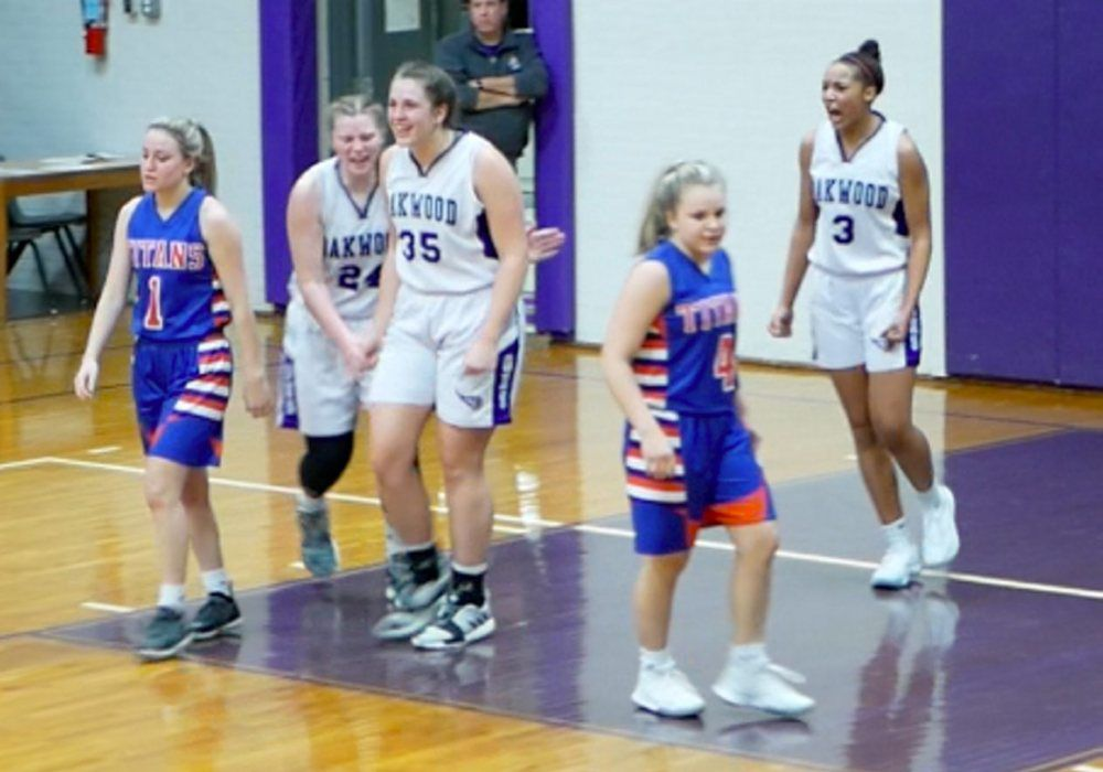 cute cheap the cheapest pretty cheap Thrilling win sends Oakwood to tournament title | Girls ...