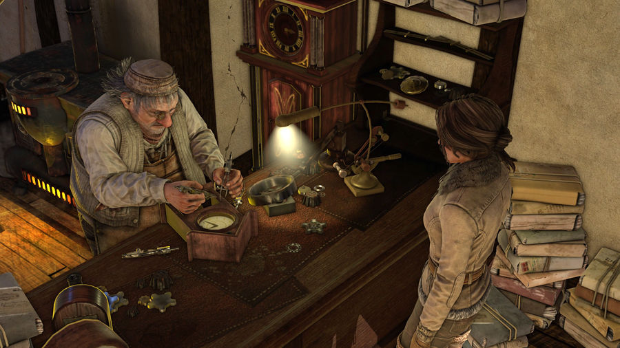 Gaming Bits: Syberia coming to Switch, and more news