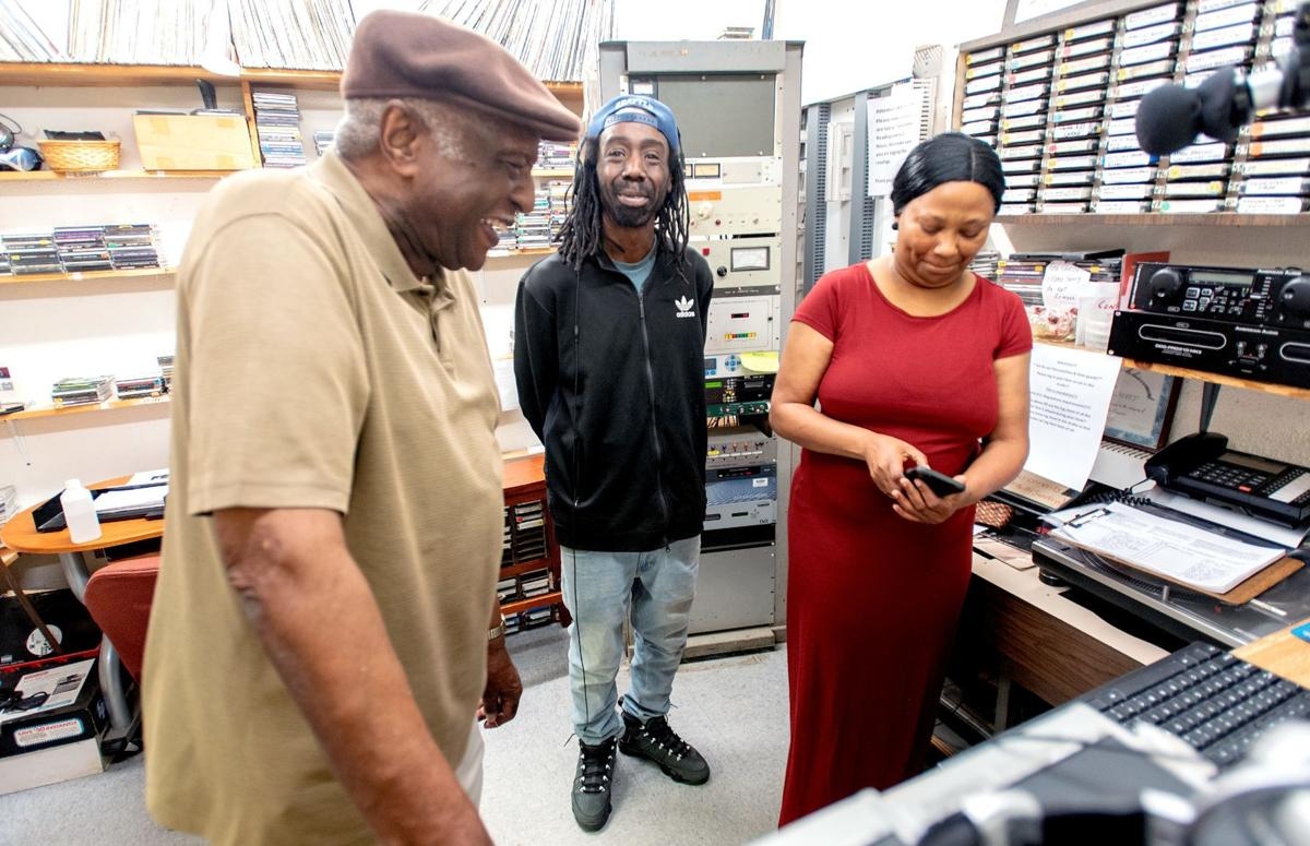 Retiring owner hoping to keep African-American radio station local