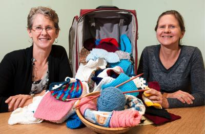 Group seeks help making blankets for children in South Africa