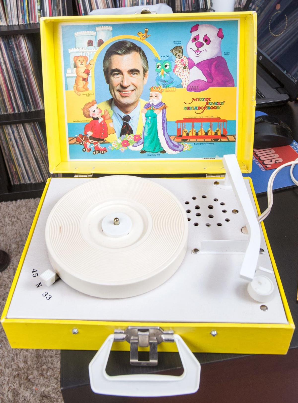 It's such a good feeling: Mahomet man chronicling all things Mister Rogers (w/ video)