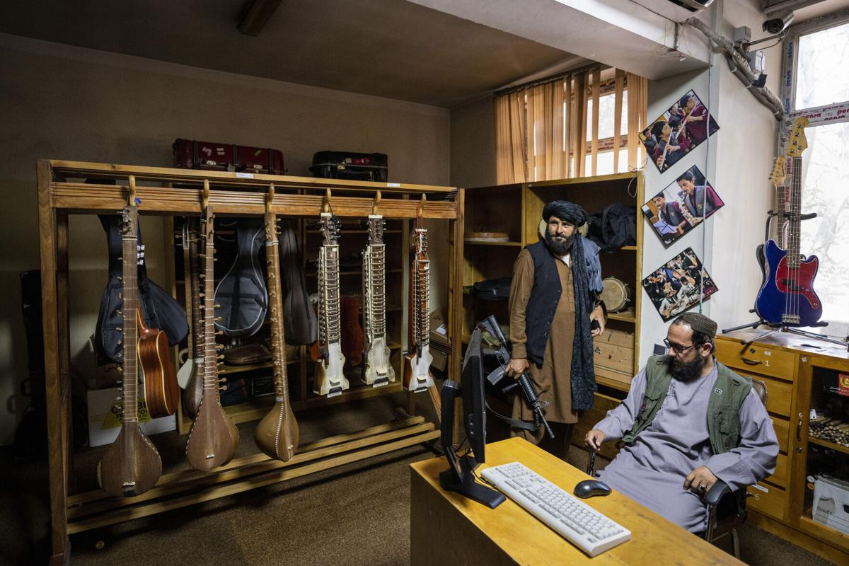 Afghanistan No Land for Musicians Photo Gallery