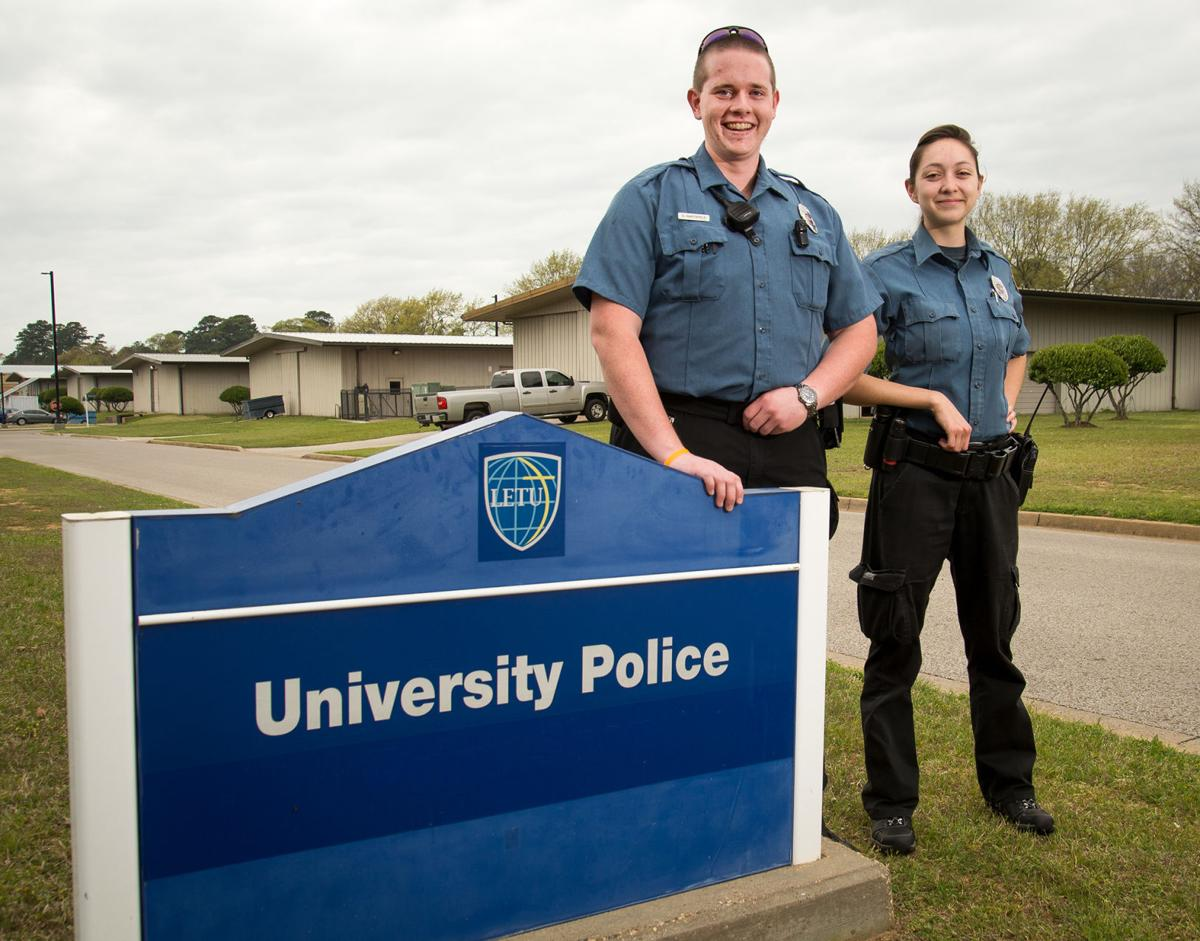 LETU Student Guards