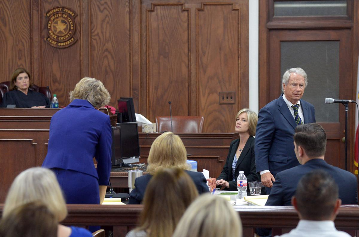 Jury hears of rumored romance between Bernie Tiede, Nugent