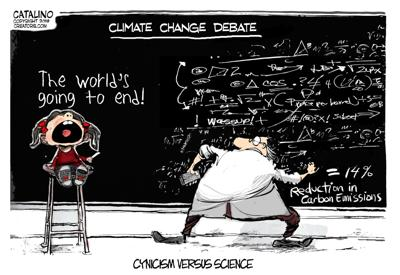 Cynicism vs. science