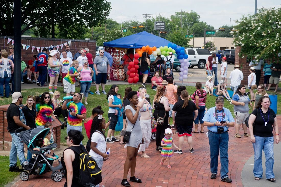 Longview Pride Festival grows in attendance, outreach