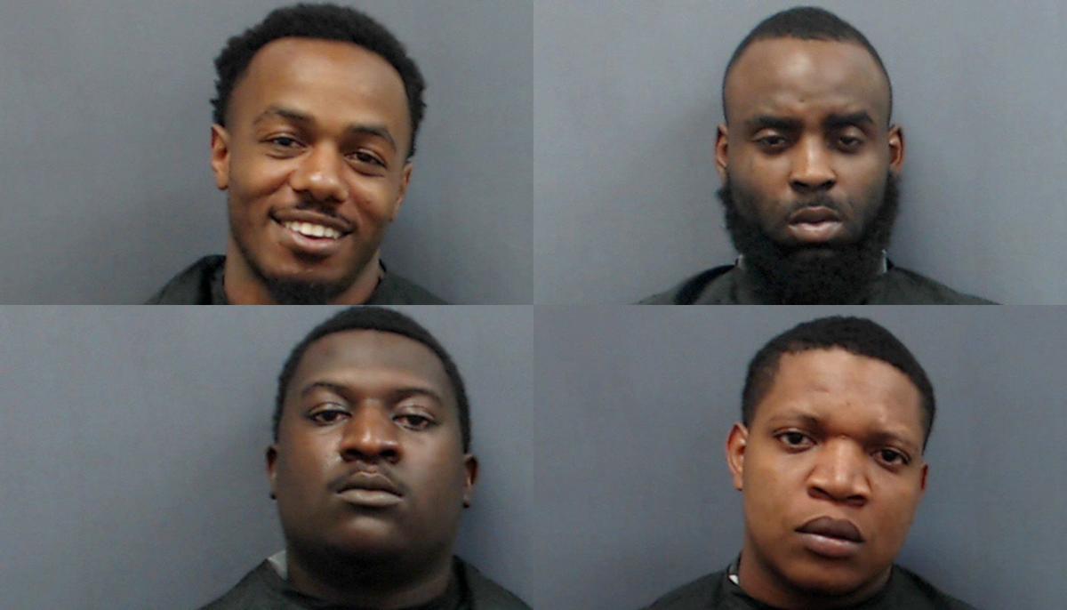 CODE, SWAT team arrest 4 men on drug charges | Local News | news