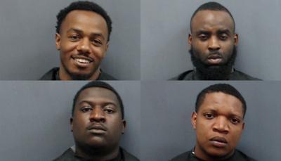 Code arrests
