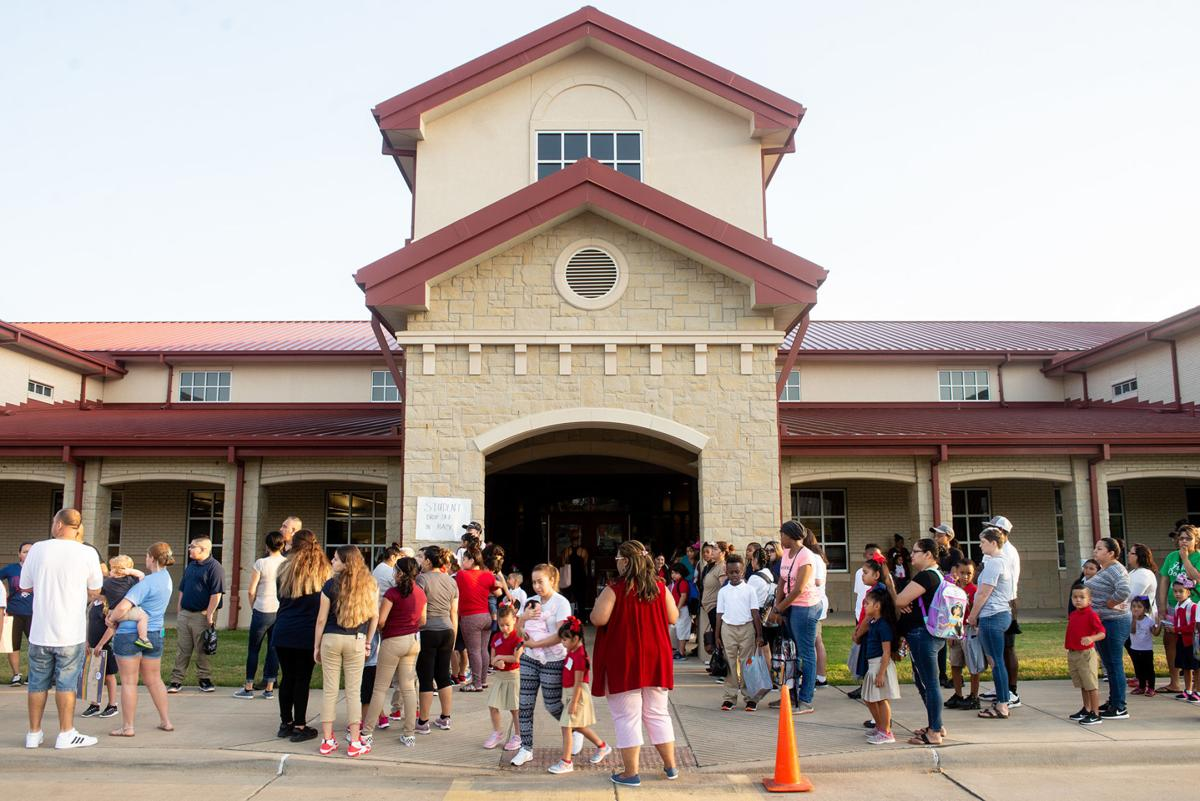 LISD First Day of School