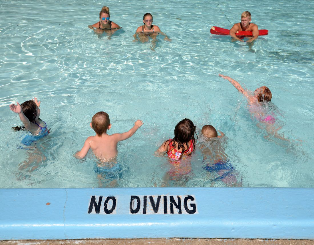 City Pools Getting Ready To Close As School Bells About To Ring