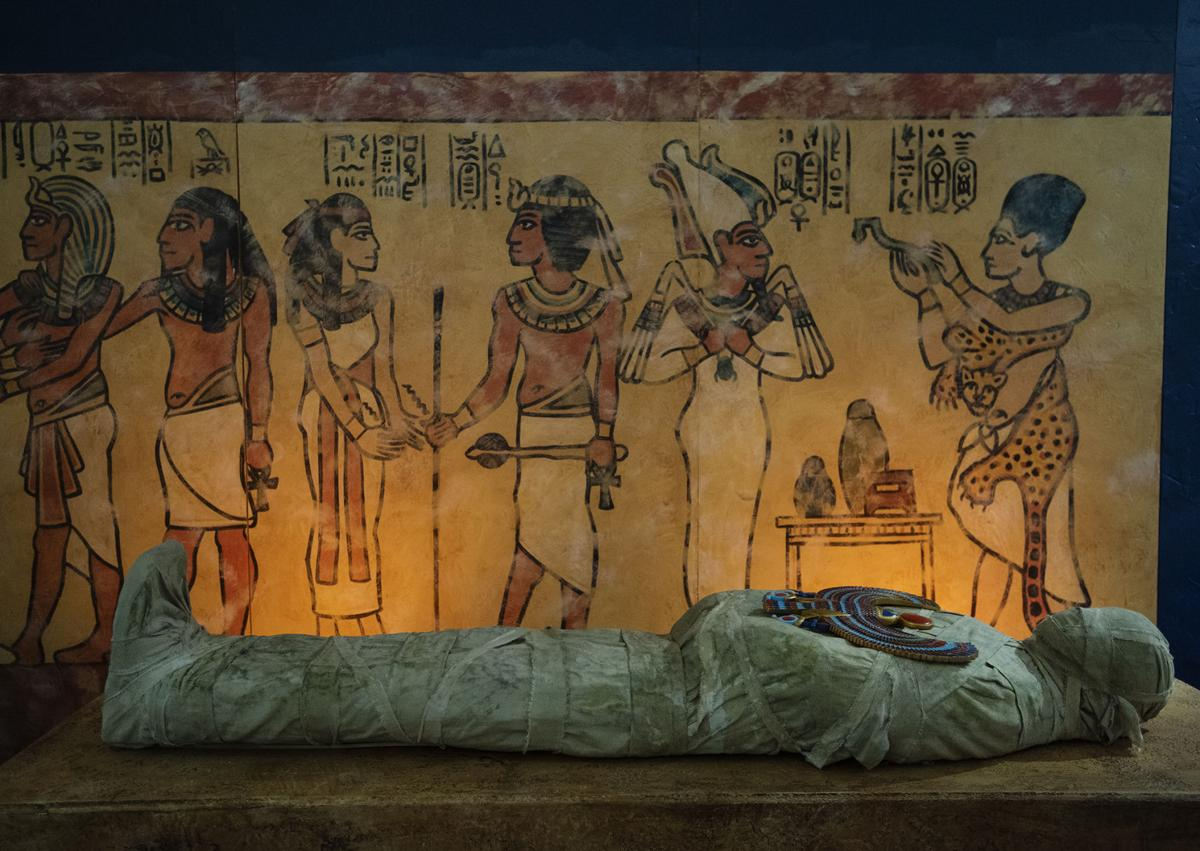 New Egypt exhibit opens at Discovery Science Place in downtown Tyler