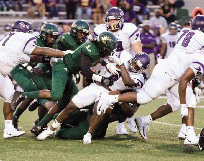 ET Football: Longview, Lufkin collide once again in state quarterfinals