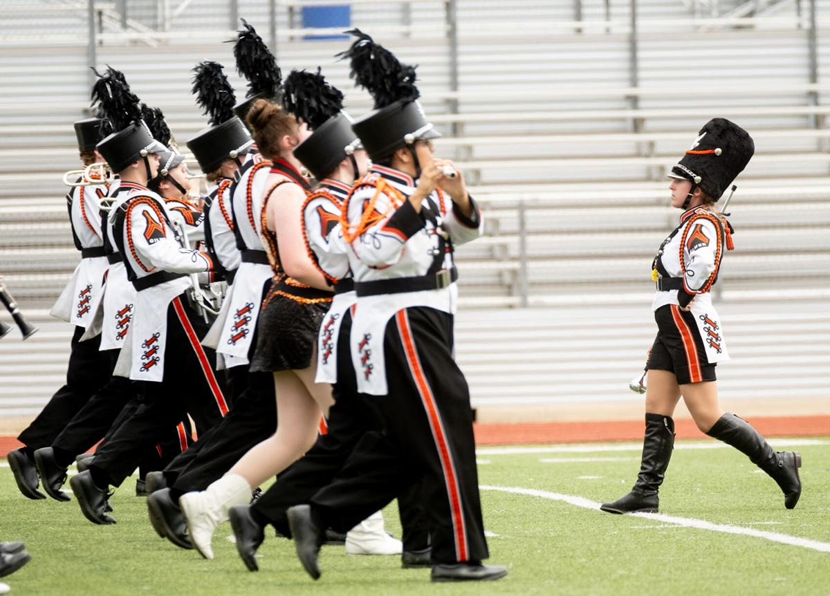 UIL Region Maarching Contest